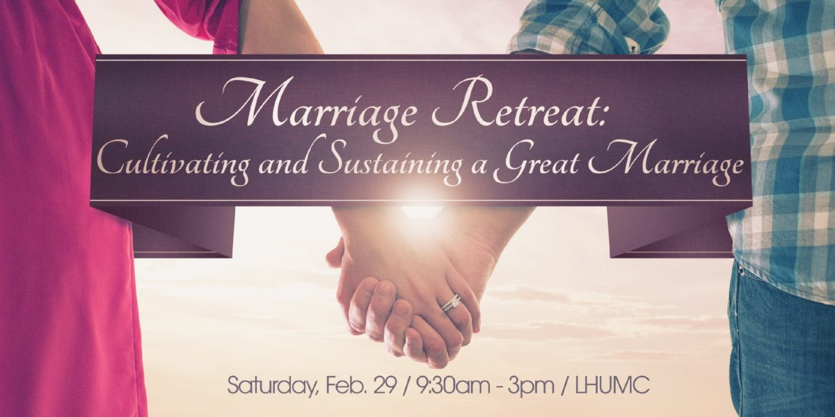 Marriage Day Retreat